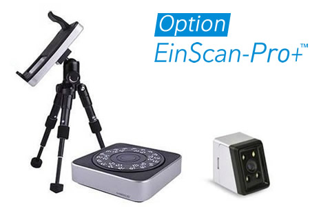 オプション EinScan-Pro+